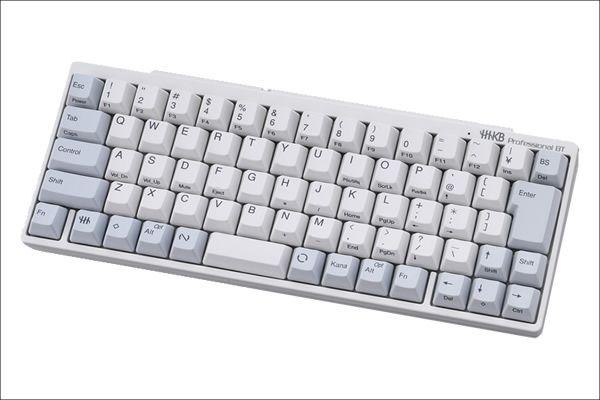 Happy Hacking Keyboard キーが少ない