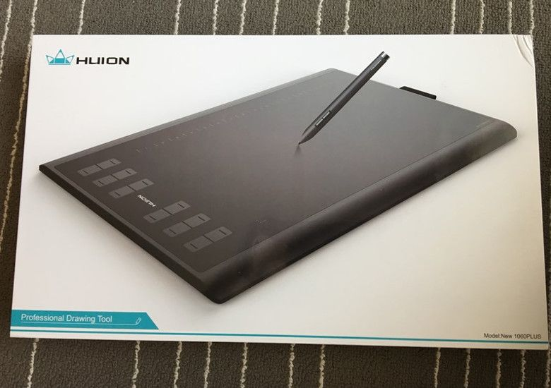 Huion New 1060PLUS