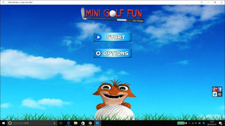 Mini Golf Fun - Crazy Tom Shot PC