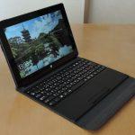 マウス MT-WN1003 - 10.1インチサイズのトラディショナルなWindows タブレット、やっぱ使いやすいわ!(実機レビュー)