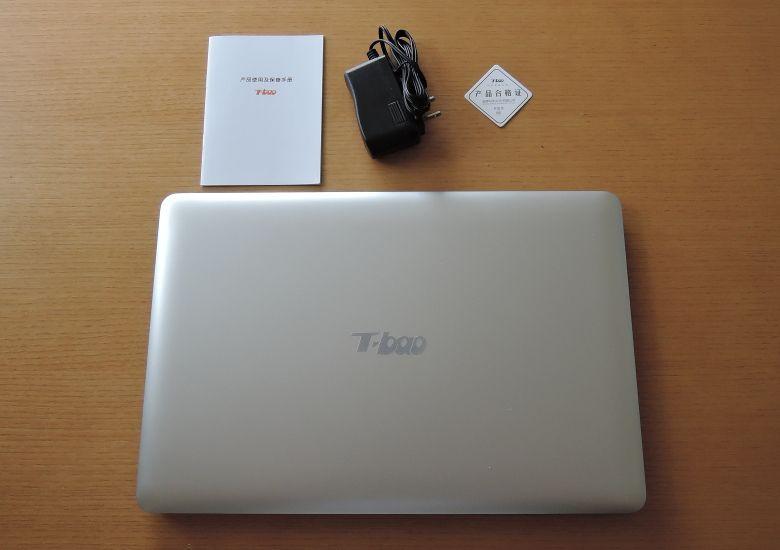 T-bao Tbook X7 同梱物