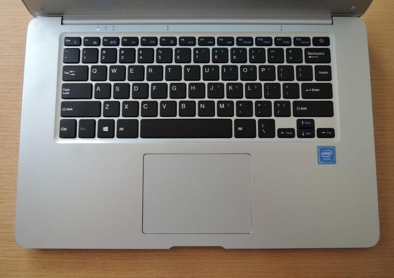 T-bao Tbook X7 キーボード