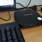 VORKE V1 Plus - デスクトップPCとしてもしっかり使える!ストレージ増設もできる、お買得ミニPC(実機レビュー)