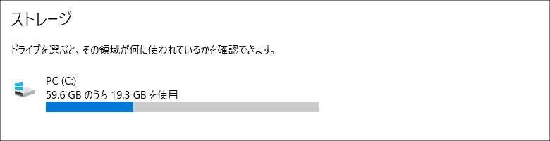 VORKE V1 Plus ストレージ構成