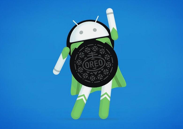 """Android 8.0""""Oreo"""""""