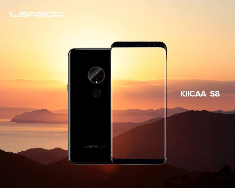 Leagoo KIICAA S8 筐体