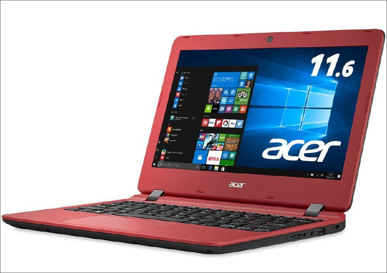 acer AspireES1 ES1-132