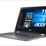 acer Spin 1 - 11.6インチ、キーボード非分離型の2 in 1、エントリースペックながら筆圧対応の手書き入力に対応!