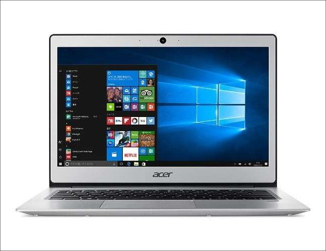acer Swift 1 正面