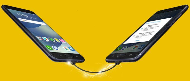 ASUS ZenFone 4 Max モバイルバッテリー