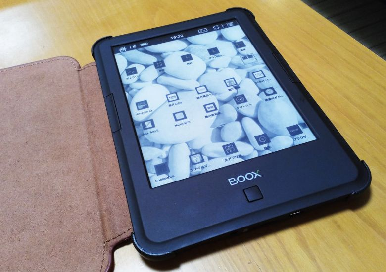 BOOX C67ML Carta2 レビュー2