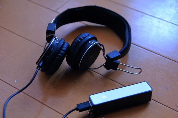 DAISO モバイルバッテリー(ふんぼ)