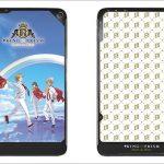 ドスパラ Diginnos Tablet「KING OF PRISM -PRIDE the HERO-」シリーズ - ファンなら大喜びしそうな8インチタブレット、予約受付開始!