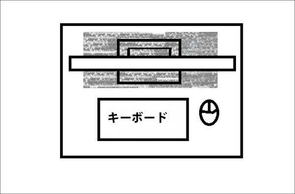 Fleximounts M11 デスクのイメージ