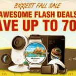 セール情報 - geekbuyingの「Fall Sale」、「久しぶり」と思うくらいの激安価格です