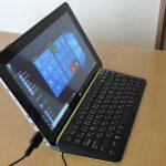 Jumper EZpad 6 Pro - 11.6インチ、Apollo LakeのCPUにRAM6GBを搭載する大型タブレット、楽しく試用しました(実機レビュー)