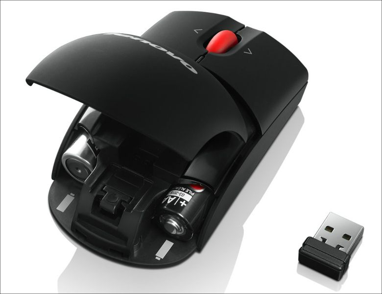 Lenovo Laser ワイヤレス マウス