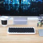Lofree - 「タイプライターにインスパイアされた」コンパクトなメカニカルキーボードがクラウドファンディングに!
