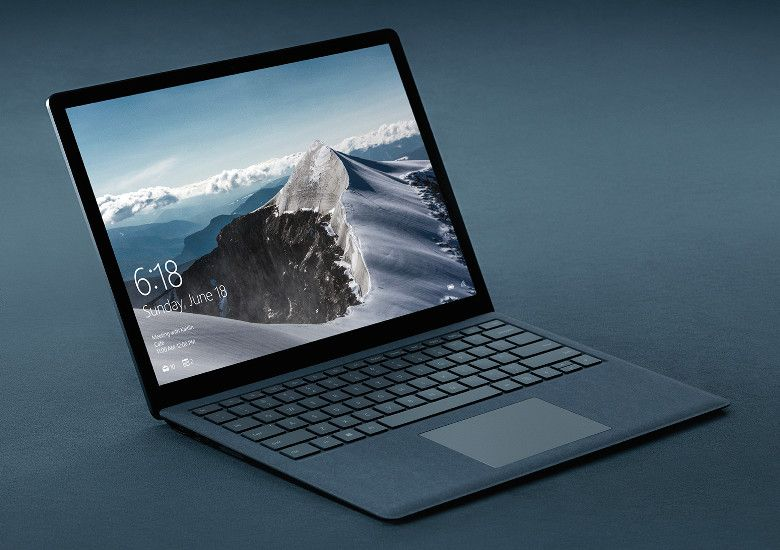 Microsoft Surface Laptopに新色追加