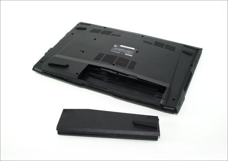 マウス m-Book Kシリーズ バッテリー