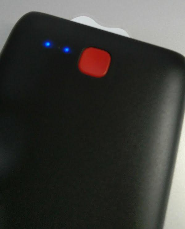 Poweradd Pilot X7 LEDインジケーター