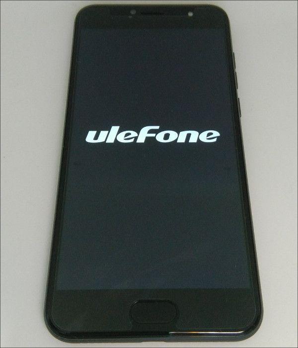 Ulefone T1 実機レビュー