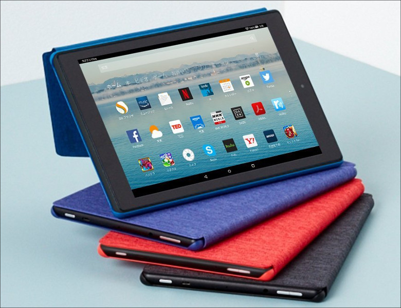 Amazon Fire HD 10(2017)