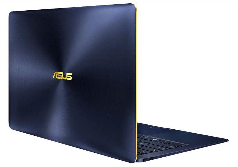 ASUS ZenBook3 Deluxe UX3490UAR 天板