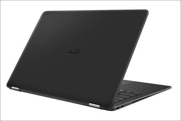 ASUS ZenBook Flip S UX370UA 天板
