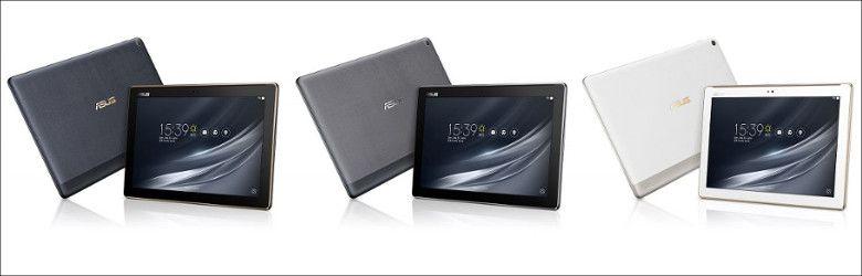 ASUS ZenPad 10(Z301M) カラバリ