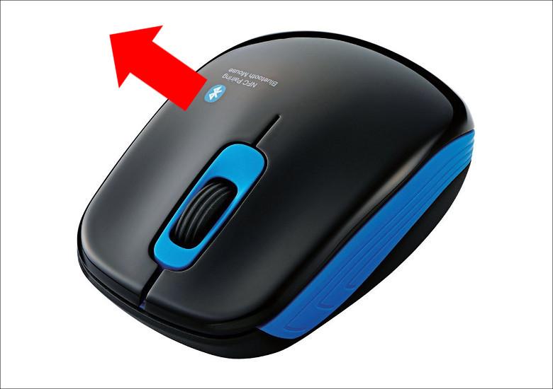 マウス形状の説明