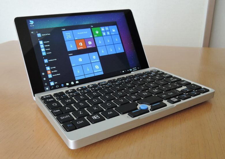 GPD Pocket 筐体
