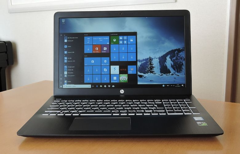 HP Pavilion Power 15 正面