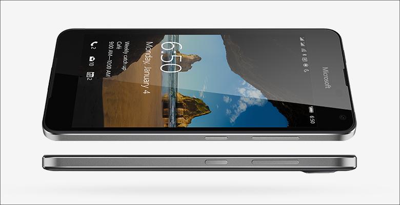 現状最後の「Lumia」となるLumia 650