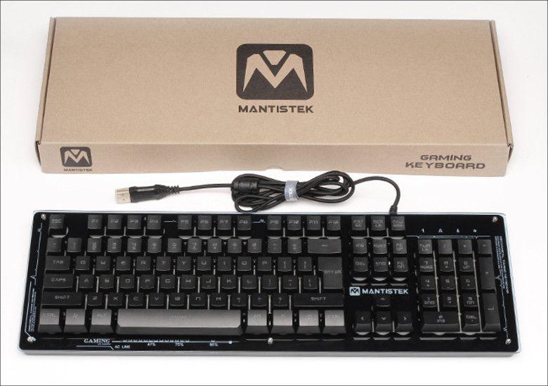 Mantistik ゲーミングキーボード