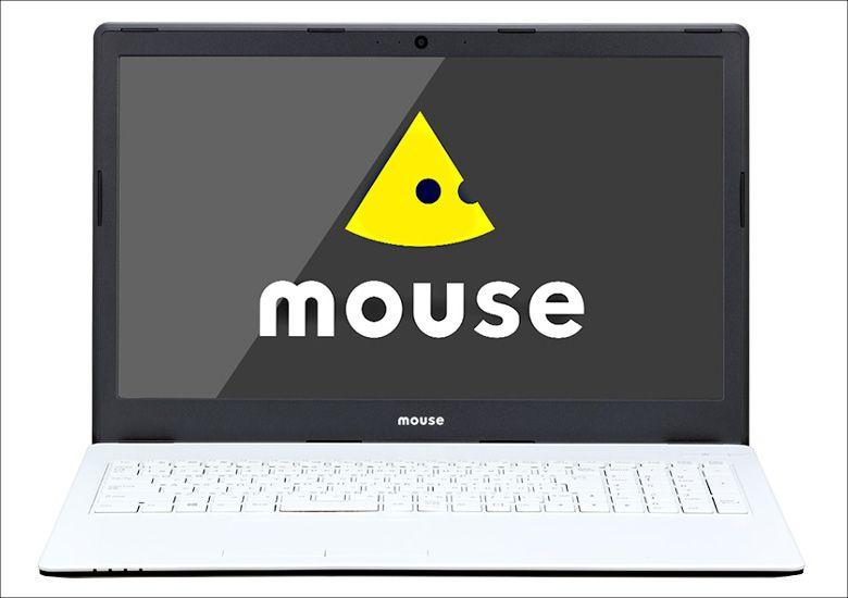 マウス m-Book B503S 正面