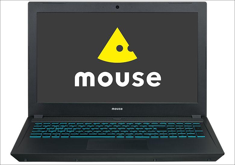 マウス m-Book Tシリーズ 正面