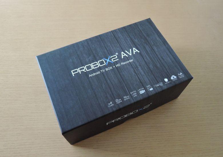 PROBOX2 AVA 外箱