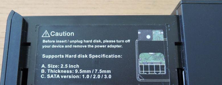 PROBOX2 AVA HDDの仕様