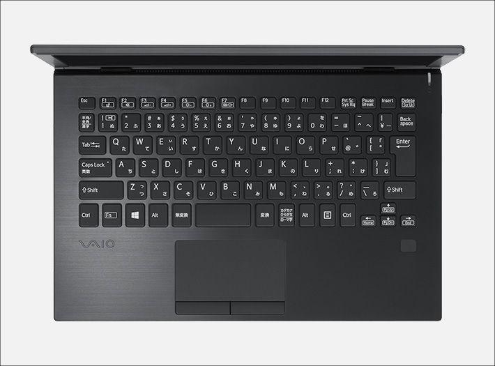 VAIO S11(2017)キーボード