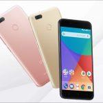Xiaomi Mi A1 - Android OneスマホがXiaomiから登場!アップデートもセキュリティも安心!