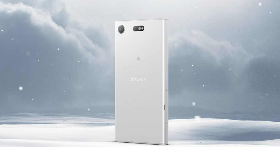 XPERIA XZ1 Compact 背面