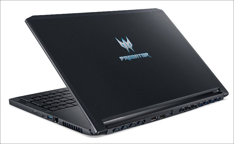 Acer Predator Triton700 天板