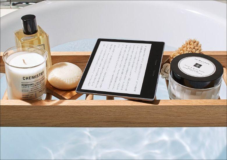 Amazon Kindle Oasis 外観