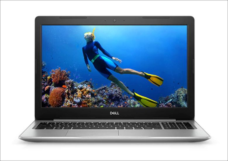 DELL Inspiron 15 5000 正面