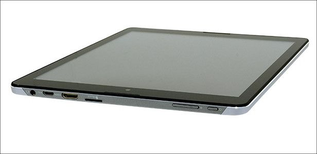 ドスパラ Diginnos Tablet DG-A97QT 側面