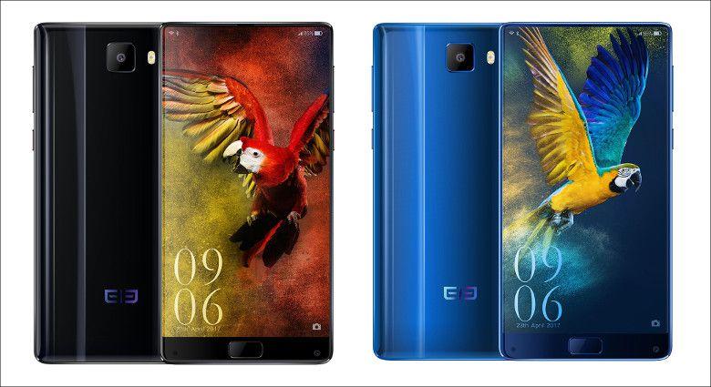 Elephone S8 カラバリ