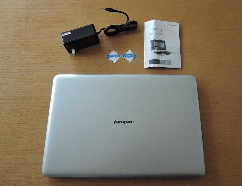 EZBook 3 SE 付属品