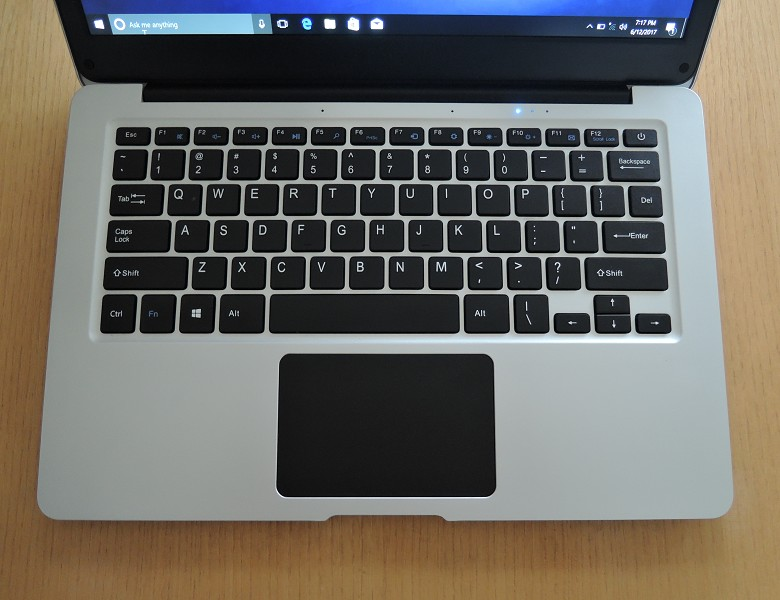 EZBook 3 SE キーボード配列