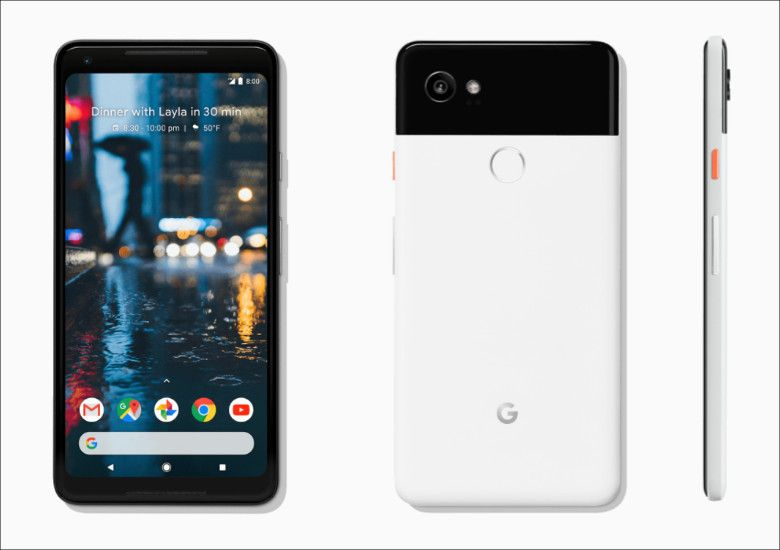 Google Pixel 2 XL 筐体